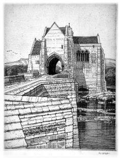 Frederick L Griggs St Botolph's Bridge