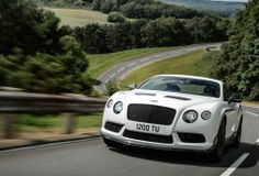 The 2015 Bentley Continental GT3-R is Not Joking Around