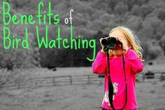 Benefits of Bird Watching for Children