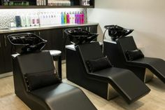 Salon Reno Diaries: The New Cutting Room Creative  | Check out the full transformation at salonmagazine.ca #refresh