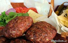 Hamburguesas de carne                                                                                                                                                                                 Más