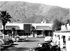 Bullock's Department Store at The Plaza #PalmSprings CA