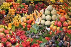 5 Best Fresh Markets in Europe #travel