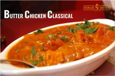 Spicy and savory delight with lot flavours, Butter Chicken Classical is a must try at Nawaab Sheikh Palace, Perungudi.
