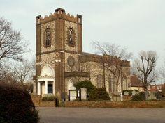 St Peter & St Pauls church Dagenham