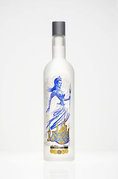 Produced in Kazakhstan from organic wheat, and utilizing artesian spring water draining off the Himalayas, this vodka is distilled five times to remove any minor impurities. The use of Kazakh birch charcoal is unique to Snow Queen and produces a light, mellow and uncommonly refreshing mouthfeel. The craftsmanship is obvious and of the highest grade, as the vodka's natural smoothness on the palate can attest. This is a superb vodka, which, by the way, just so happens to be organic.