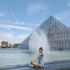 Instagram의 새봄 유님: 2016.07.23 #프랑스 #파리 #루브르박물관 #모나리자 #비너스 #봤음 #다본거지 #뭐 #여행그램 #유럽여행