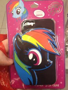 Rainbow Dash Phone Case My Little Pony Princess, My Little Pony Merchandise, My Little Pony Pictures, Rainbow Dash, Ponies, Mlp, Twilight, Lunch Box, Nerd