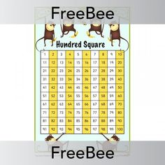 Hundred Square 1 Ks2 Science, Science Curriculum, Teaching Science, Number Place Value, Teaching Packs, Ks1 Maths, Electronic Shop, Human Geography, Primary Maths