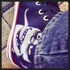Zapatos Gorillaz