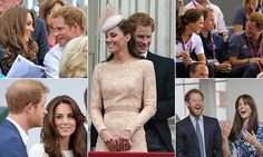 Kate Middleton and Prince Harry's VERY special bond watching Game of Thrones | Daily Mail Online