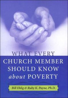 BARNES & NOBLE | What Every Church Member Should Know About Poverty by Ruby K. Payne | Paperback