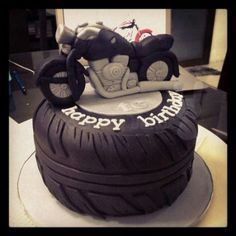 , Cake Pics, Cake Motorcycle, Men