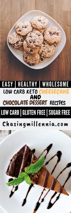 irresistible Keto Cheesecake Recipes tienes que probar esta semana Sugar Free Treats, Sugar Free Desserts, Dessert Recipes, Fudge Recipes, Easy Recipes, Ketogenic Desserts, Keto Friendly Desserts, Diabetic Friendly, Low Carb Chocolate