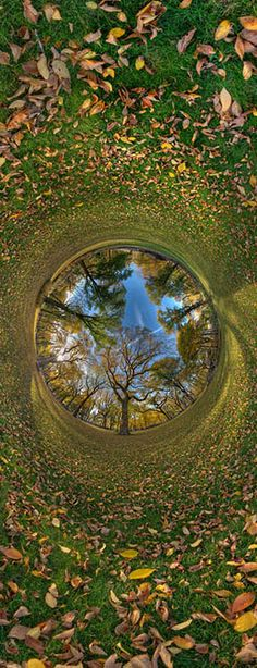 Beautiful Panoramas Turn Your World Into Wormholes