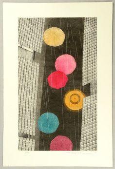 iheartloons:  Umbrellasby Ryohei Tanaka born 1933