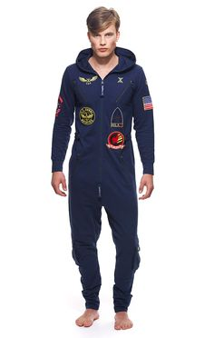 fb8c9f8367c1  OnePiece Aviator Onesie... I feel the need... the need