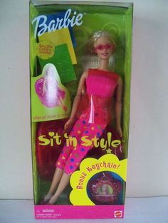 1999 Sit in Style Barbie #23421