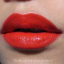 YSL Rouge Pur Couture - Le Orange No. 13