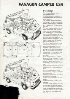 VW westfalia T3