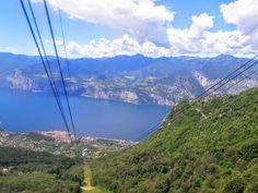 Monte Baldo am Gardasee - mein Aufstieg mit der Seilbahn