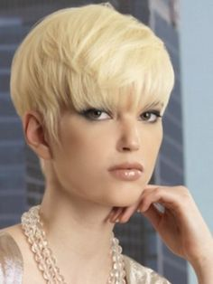 Short Hairstyles | Cool Layered Very Short Hairstyles Trends 2012