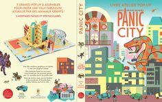 Panic City, Arno et Hélène Georges, Les Apprentis Rêveurs