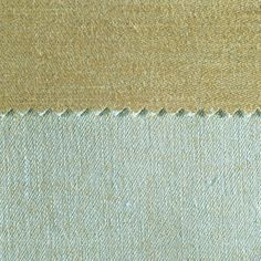 ANICHINI Fabrics | Janus Olive Green 23 Residential Fabric - a green double faced linen fabric