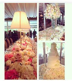 like flowers and cake