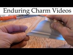 How To Cope Crown Moulding: A Demonstration - YouTube