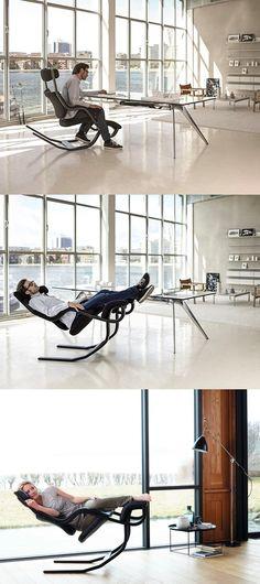 Gravity balans chair - http://amzn.to/2sHXOAR