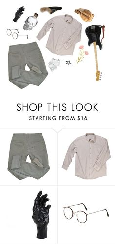 """""""Untitled #878"""" by jaykitten123 ❤ liked on Polyvore featuring Isabel Marant, Boston Traveler, D.L. & Co., Gucci and Silent Night"""