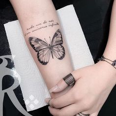 for Butterfly Tattoo Designs Placement Ideas for Butterfly Tattoo Designs;Placement Ideas for Butterfly Tattoo Designs; Alas Tattoo, Detailliertes Tattoo, Shape Tattoo, Tattoo Drawings, Lyric Tattoos, Dog Tattoos, Unique Tattoos, Beautiful Tattoos, Small Tattoos