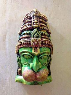 Year 9, Hanuman, Hinduism, Hd Video, Wood Carving, Monkey, Boss, Sculpture, Statue