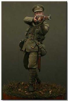 I Guerra Mundial - Soldado inglês (WWI - British Private)
