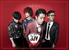 JJY band, awesome voice!
