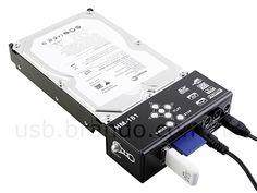 SATA HDD Multi-Media Player Adapter