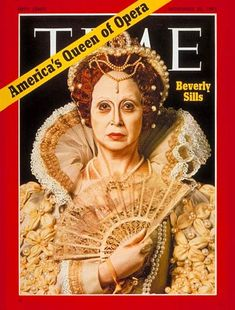 This Beverly Sills TIME cover