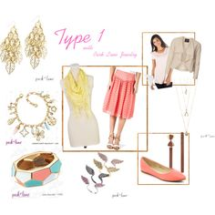 Type One Outfit with Park. Lane Jewelry