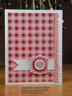 Cutest Baby Ever by AEstamps2 - Cards and Paper Crafts at Splitcoaststampers