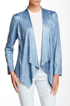 Cracked Faux Leather Jacket by Insight on @nordstrom_rack