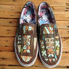 Vans Tiki Mug Shoes