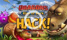 DreamWorks Dragons: Rise Of Berk Hack & Cheats (Unlimited Runes)