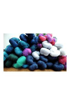 #debonnaireyarns. Hand dyed yarn