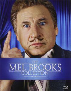 Amazon.com: The Mel Brooks Collection [Blu-ray]: Mel Brooks Collection: Movies & TV