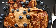 High-protein pancakes that taste just like what your mom used to make.
