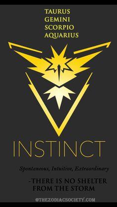 Pokemon Go Team Instinct Yellow Wallpapers HD