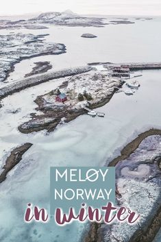 If you're looking to visit Norway in winter and want to get off the beaten path in Norway, head to the Helgeland Coast! Here's a guide to my visit to Støtt and Meløy, where I stayed at Støtt Brygge and went hiking with Meløy Adventure. Beautiful Places To Visit, Cool Places To Visit, Places To Go, Trondheim, Stavanger, Norway Winter, Northern Lights Norway, Alesund, Europe Holidays