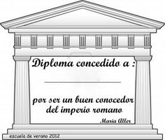 Resultado de imagen de proyecto los romanos primaria Greek Plays, Latina, Ancient Rome, Geography, Preschool, Education, History, Projects, School Ideas