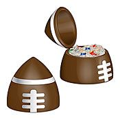 Inflatable Football Cooler  #UltimateTailgate #Fanatics